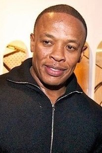 Dr. Dre American rapper, record producer, entrepreneur and actor from California