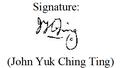 Dr John Ting's Signature.png