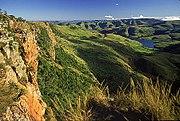 Image depicting the Drakensberg