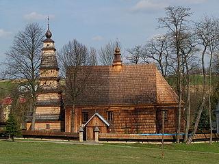 Rożnowice, Lesser Poland Voivodeship Village in Lesser Poland Voivodeship, Poland