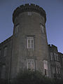 Dromoland Castle tower.jpg