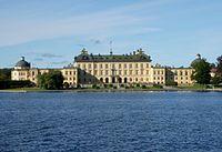 Königliches Sommerschloss Drottningholm