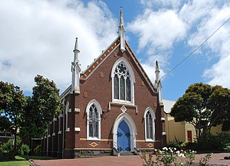 Drysdale, Victoria - Image: Drysdale Anglican Church