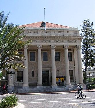 Gainesville, Florida - Hippodrome State Theatre