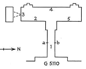 Duaenre - Plan of G 5110