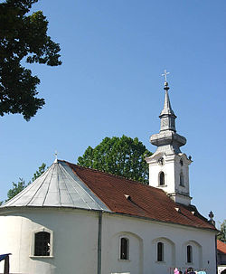Dubovac, Orthodox church.jpg