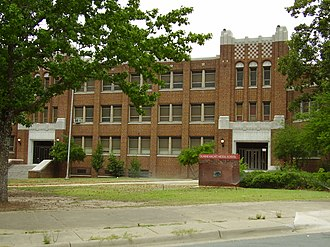 Little Rock School District - Dunbar Magnet Middle School