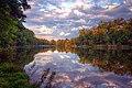 Durant Lake One 2009-09-12 - panoramio.jpg