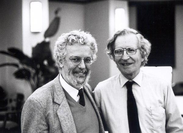 Dussel and Chomsky