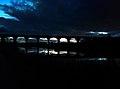 Dutton Viaduct at night - panoramio.jpg