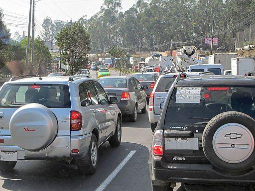 EC Traffic 2012