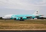 EGLF - Airbus A380 - Hifly - 9H-MIP (43485214732).jpg