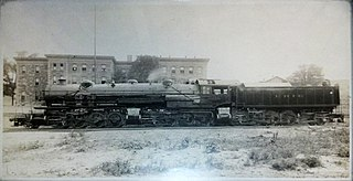 Triplex locomotive