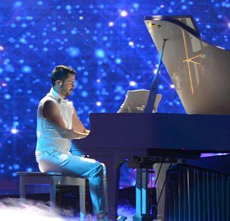 Pasha Parfeny - Parfeny performing in 2013