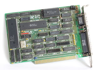 Hercules Graphics Card - Tseng ET-1000 board