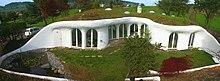 Earth house in switzerland by peter vetsch
