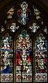 East window, St Peter's church, Firle, Sussex (16977354811).jpg