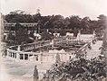 Easton Lodge Garden greenhouse extant 1905 to 1922.jpg