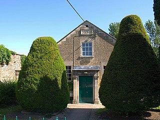 Ebenezer Chapel, Melksham Church in Wiltshire, United Kingdom