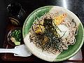 Ebioroshi soba, in Toyokawa, Aichi (2015.03.13).jpg