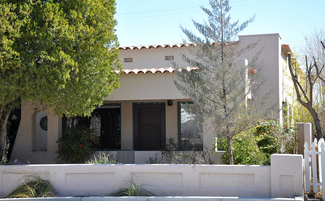 File edens house cottonwood arizona jpg wikimedia commons for Cottonwood house