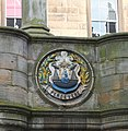 Edinburgh Mercat Cross detail 01.JPG
