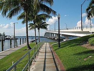 Edison Bridge (Florida) Bridge in United States of America