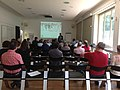Edit-a-thon WWI 20140621 Swiss National Library 4.jpg