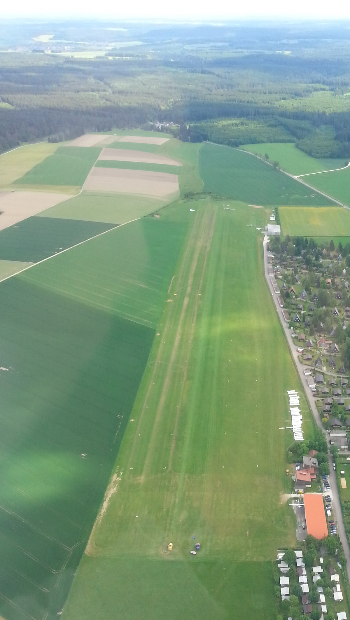 flugplatz bopfingen