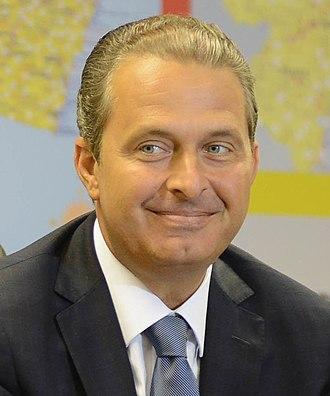 Eduardo Campos - Eduardo Campos in March 2013