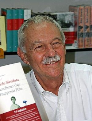 Eduardo Mendoza (Feria del Libro de Madrid, 6 ...