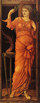 Edward Burne-Jones - Sibylla Delphica, 1868.jpg