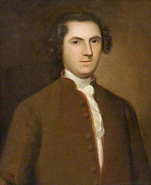 Edward Hyde (1667–1712) - Image: Edward Hyde NC Governor