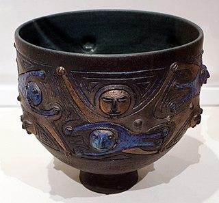 Edwin Scheier American ceramicist