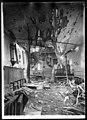 Eglise - Vue de l'intérieur en ruine - La Neuville - Médiathèque de l'architecture et du patrimoine - APDU001147.jpg