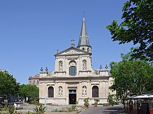 Rueil-Malmaison - Saint-Pierre-Saint-Paul church
