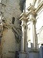 Eglise Saint-Sauveur. Détail du portail..jpg