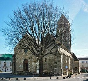 Wissous - Image: Eglise Wissous