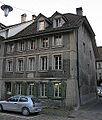 Ehemalige Schule in Burgdorf BE, an der Johann Heinrich Pestalozzi erstmals unterrichtete.jpg