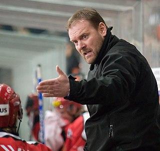 Heinz Ehlers Danish ice hockey player and coach
