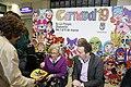 El Carnaval viaja a La Prospe y estrena una ruta por Madrid con su postre oficial - la sardina de Carnaval 06.jpg