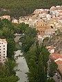 El Júcar atravesando Cuenca.jpg