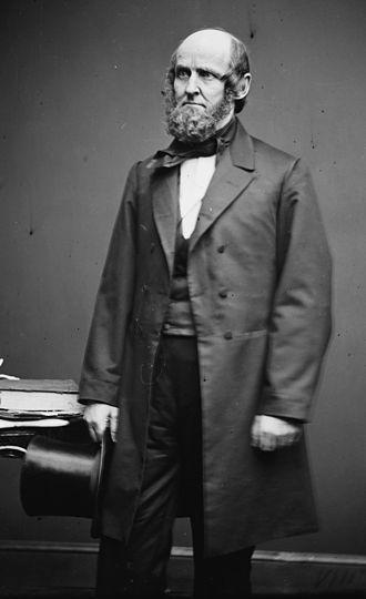 New York's 32nd congressional district - Image: Elbridge G. Spaulding Brady Handy