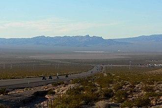 Eldorado Valley - Image: Eldorado Valley 1