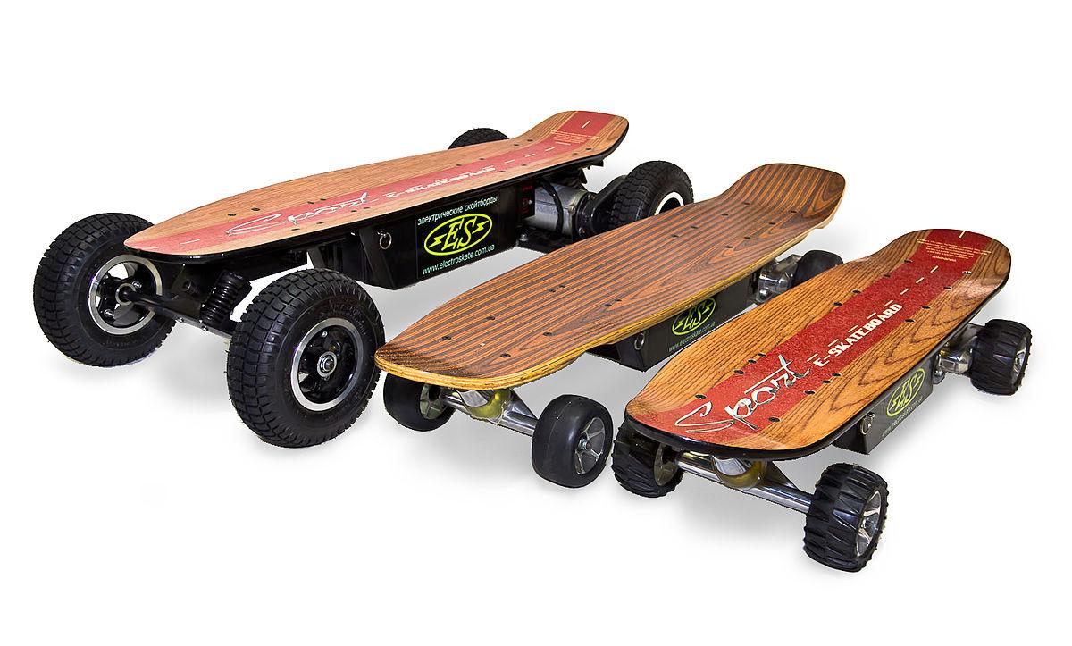 Electric skateboard wikipedia