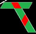 Elongated octahedron trapezoidal net.png