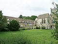 Ely School buildings including Prior Crauden's Chapel (1324-5).JPG