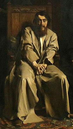 Emile Wauters Madness (1846-1933) Hugo van der Goes.jpg