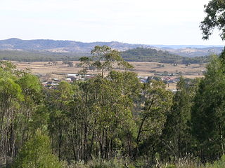 Emmaville, New South Wales Town in New South Wales, Australia