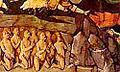 Enguerrand Quarton limbus puerorum (limbe des enfants) Couronnement de la Vierge 1454.jpg